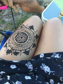 Custom Henna