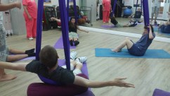 Aerial Yoga for Disabilities